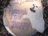 Buffy_s Bark Mitzvah Cake