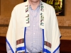 Tallit-Rabbi Shull - photo by Larry M Levine
