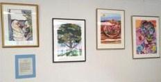 Lobby Artwork Fall 2014