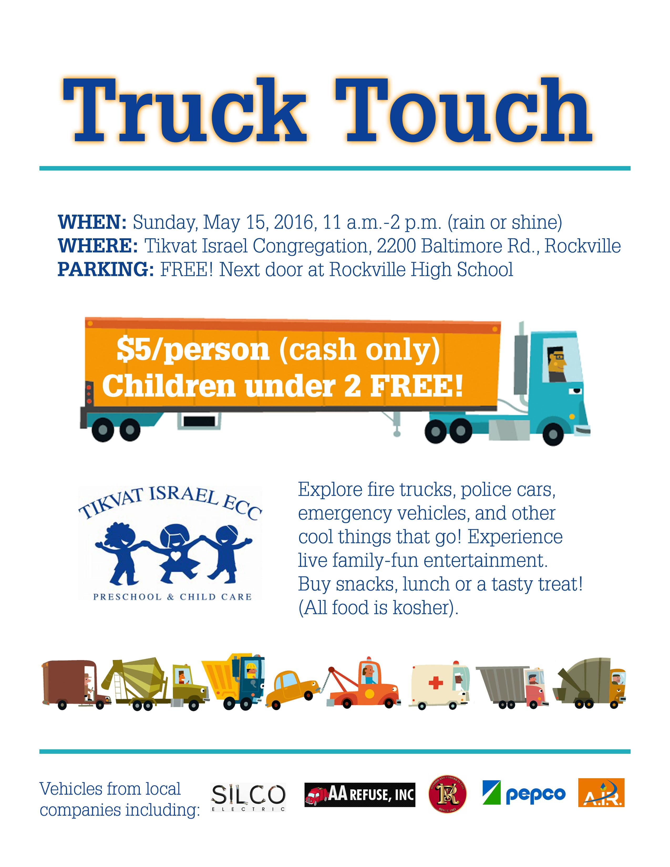 Truck Touch Flyer 2016v3
