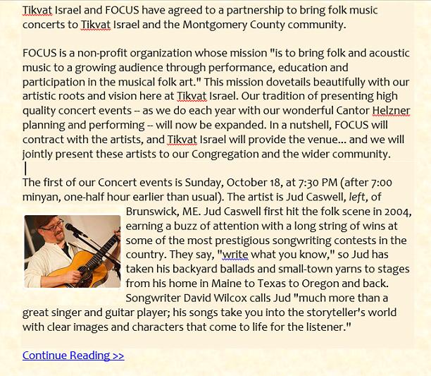 focus Oct 18